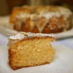 עוגת משמש