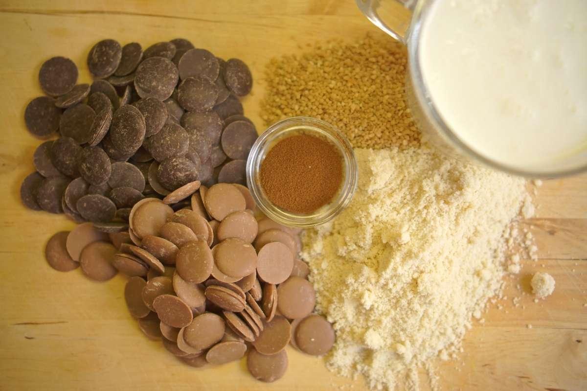 גביע של שוקולד - גבישס, בלוג האוכל של מירב גביש