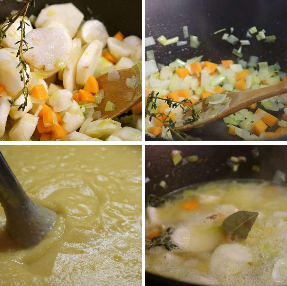 מרק ארטישוק ירושלמי, גבישס - בלוג האוכל של מירב גביש