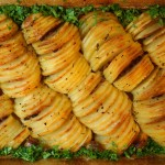 מאפה תפוחי אדמה חגיגי