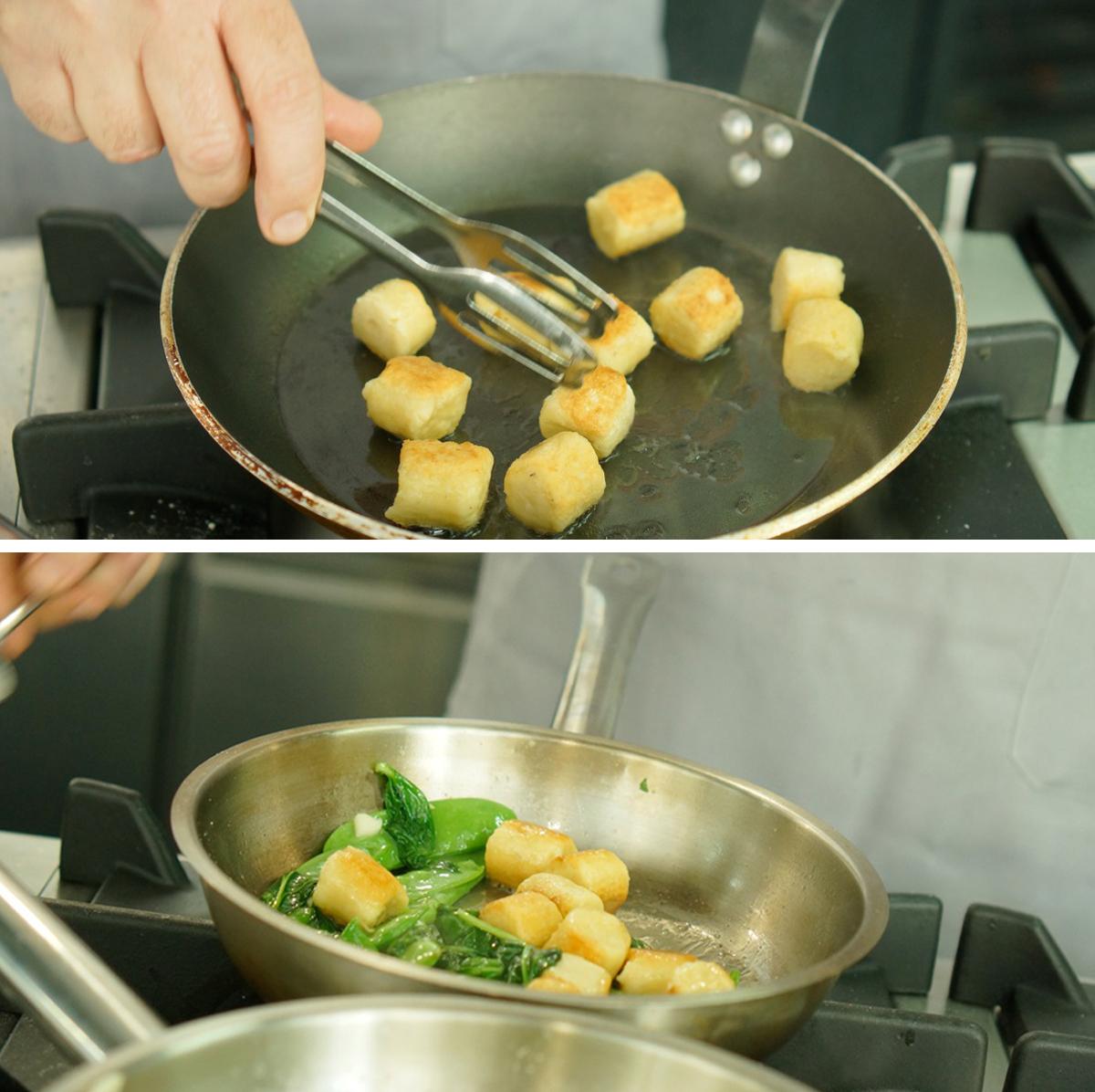 ניוקי פריזאי, גבישס בדנון, גבישס, בלוג האוכל של מירב גביש