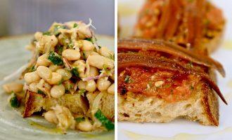 ברוסקטה, גבישס, בלוג האוכל של מירב גביש