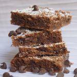 חיתוכיות שוקולד צ׳יפס ללא קמח