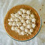עוגת גבינה לוטוס ונשיקות