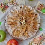 עוגת תפוחים בחושה בכל טוב
