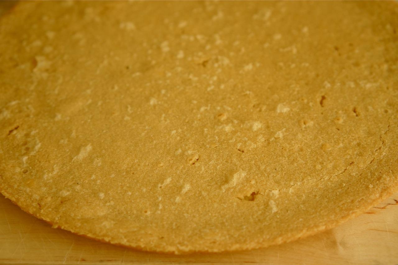פרינטה, פנקייק מקמח חומוס, גבישס - בלוג האוכל של מירב גביש