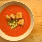גספצ'ו – מרק עגבניות קר