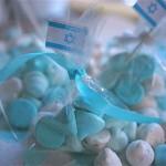 נשיקות בכחול לבן