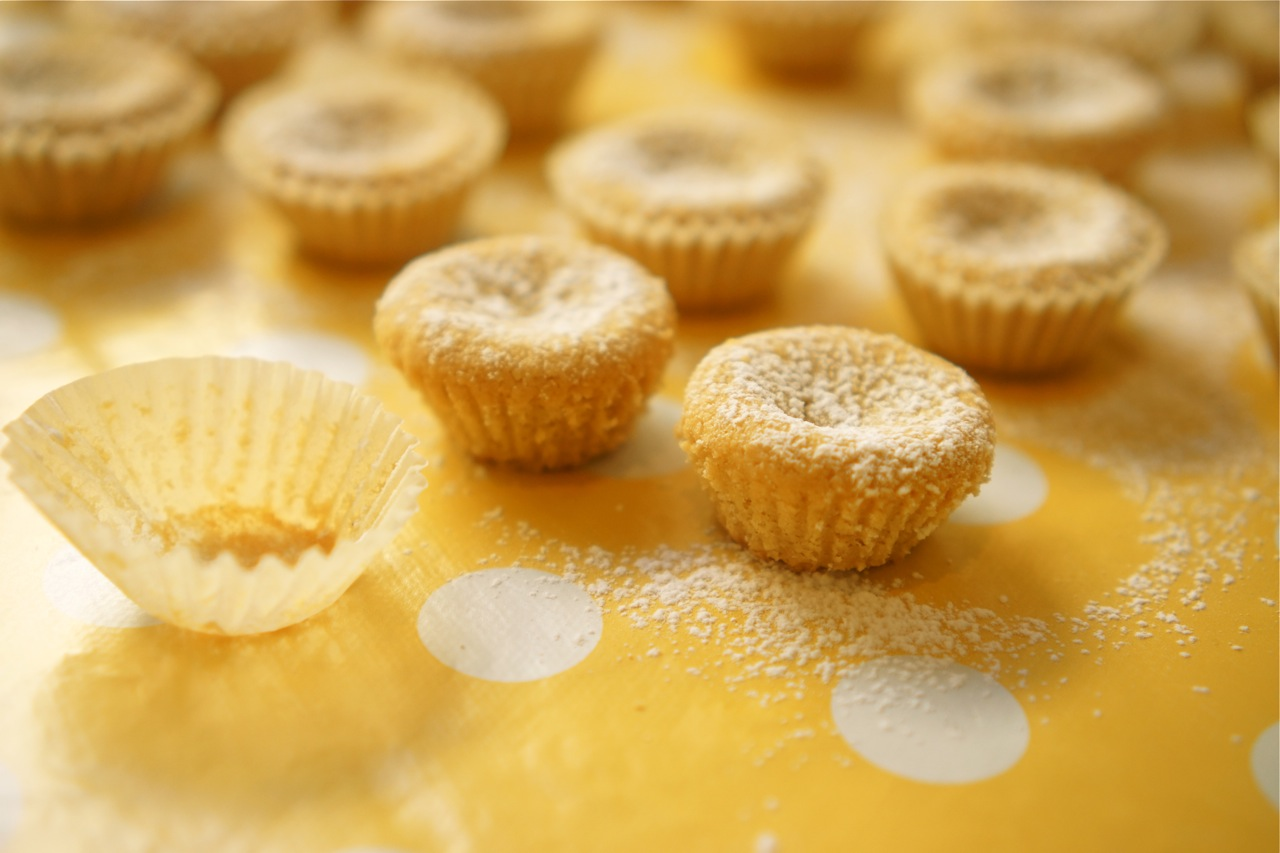 עוגיות טחינה וקרן אור, גבישס - בלוג האוכל של מירב גביש