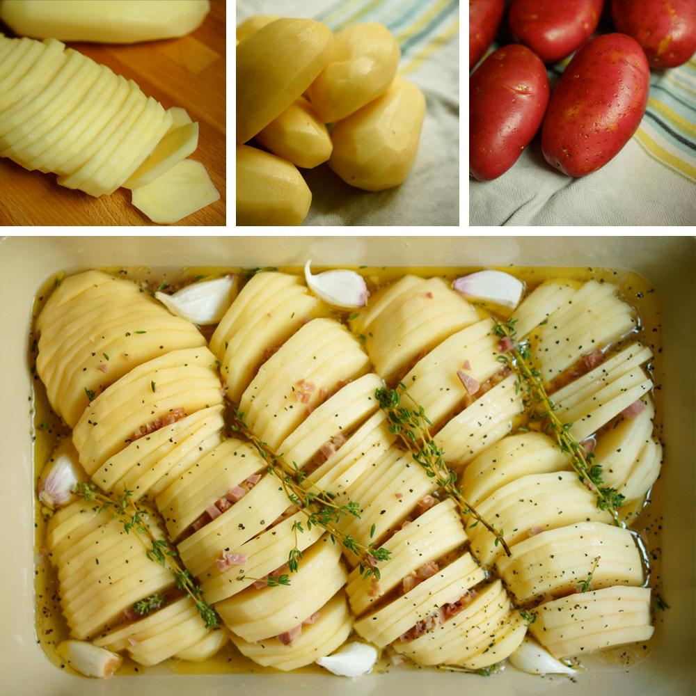 מאפה תפוחי אדמה חגיגי, גבישס, בלוג האוכל של מירב גביש
