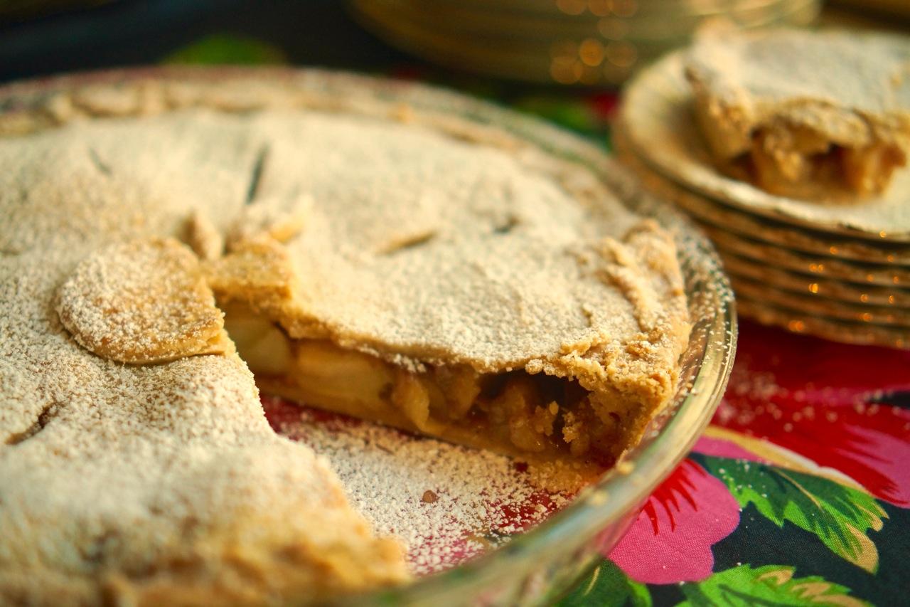 פאי תפוחים משגע, גבישס, בלוג האוכל של מירב גביש