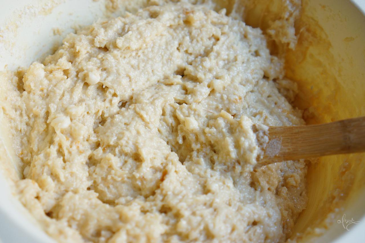 מאפין קוקוס, חלווה ושוקולד לבןגבישס, בלוג האוכל של מירב גביש