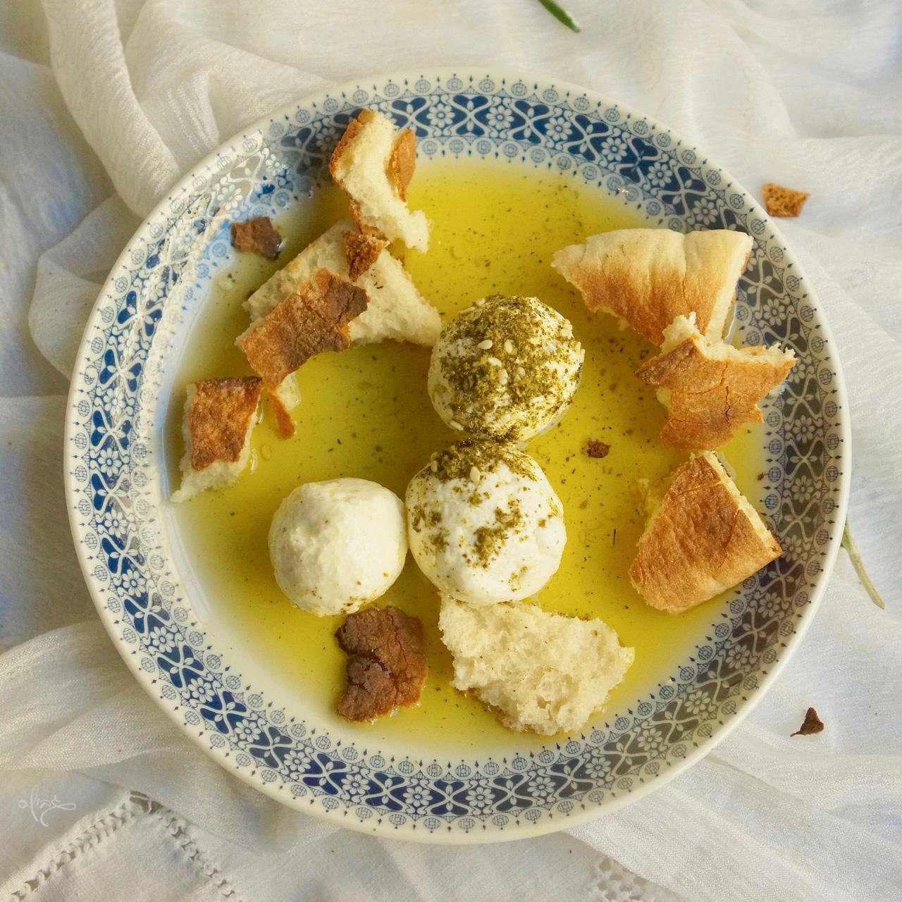 לבנה וכדורי לבנה, גבישס, בלוג האוכל של מירב גביש.