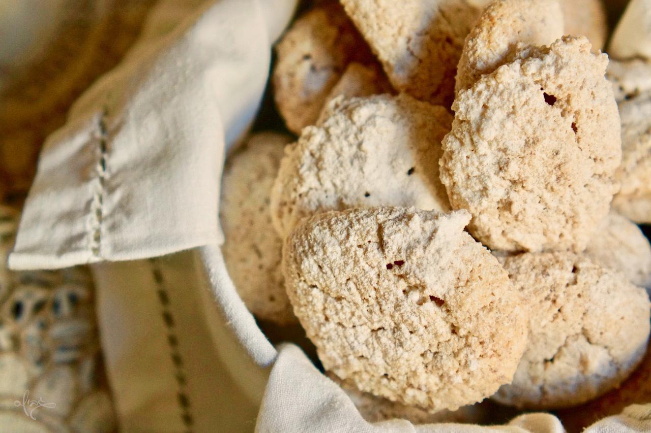 עוגיות שקדים - ריצ׳ארלי די סיינה